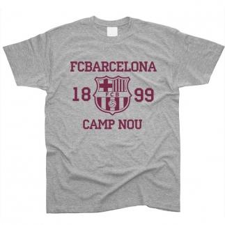Barcelona 01 - Футболка мужская