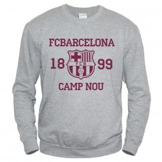 Barcelona 01 - Свитшот мужской