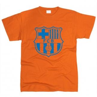 Barcelona 02 - Футболка мужская