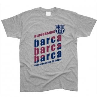 Barcelona 03 - Футболка мужская