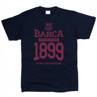 Barcelona 04 - Футболка мужская