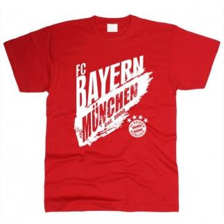 Bayern 01 - Футболка мужская