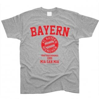 Bayern 03 - Футболка мужская
