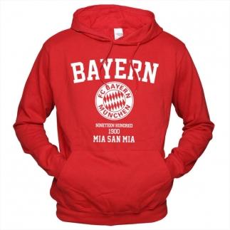 Bayern 03 - Толстовка мужская