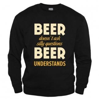 Beer Understands - Свитшот