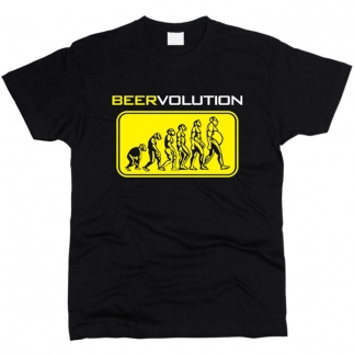 Beervolution - Футболка