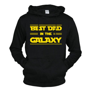 Best Dad In The Galaxy - Толстовка