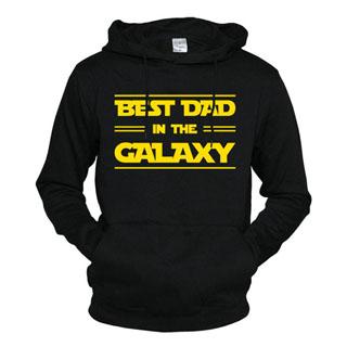 Best Dad In The Galaxy 01 - Толстовка