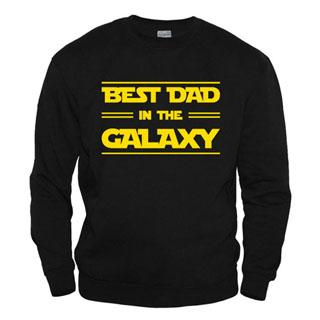 Best Dad In The Galaxy 01 - Свитшот