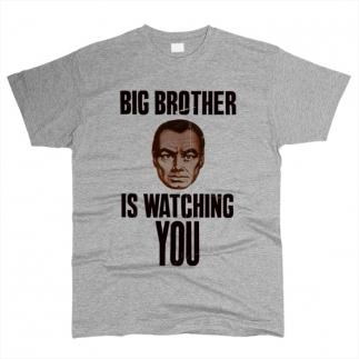 Big Brother 01 - Футболка мужская