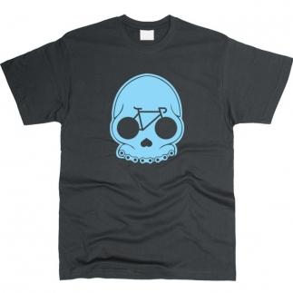 Bike Skull 01 - Футболка
