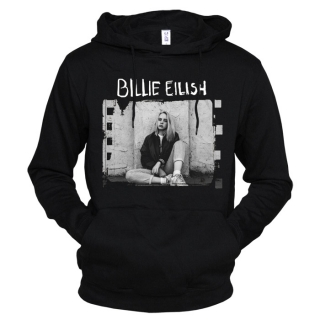 Billie Eilish 01 - Толстовка женская