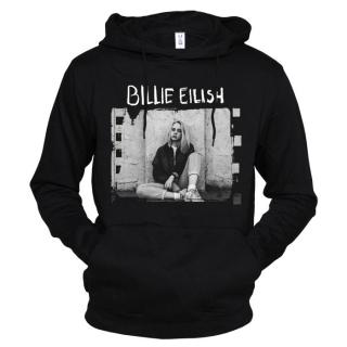 Billie Eilish 01 - Толстовка мужская