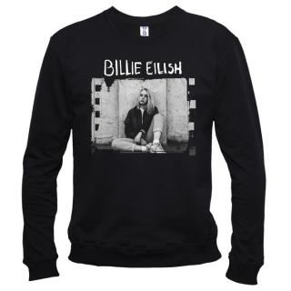 Billie Eilish 01 - Свитшот мужской
