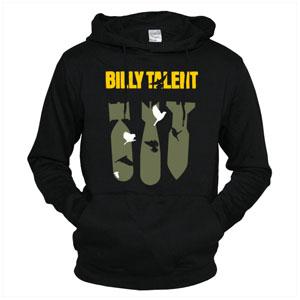 Billy Talent 02 - Толстовка мужская