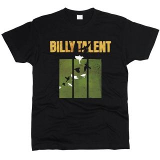 Billy Talent 03 - Футболка мужская