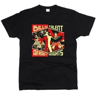 Billy Talent 04 - Футболка мужская