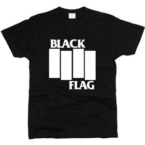 Black Flag 02 - Футболка мужская