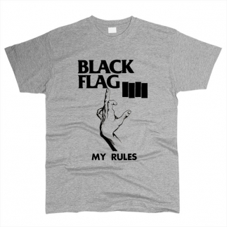 Black Flag 05 - Футболка мужская