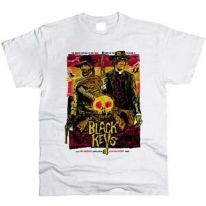 Black Keys 06 - Футболка мужская