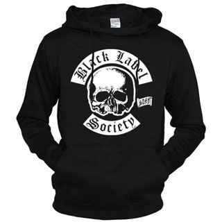Black Label Society 02 - Толстовка мужская