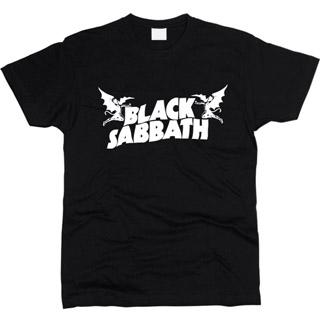 Black Sabbath 01 - Футболка мужская