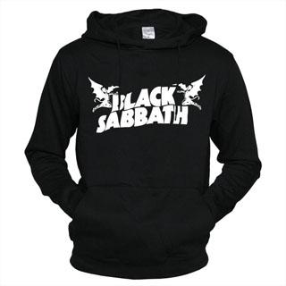 Black Sabbath 01 - Толстовка мужская