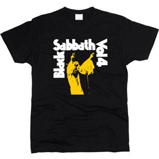 Black Sabbath 05 - Футболка мужская