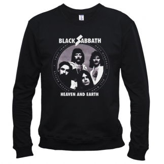 Black Sabbath 06 - Свитшот мужской