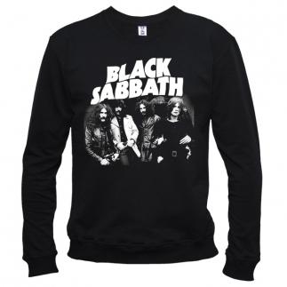 Black Sabbath 07 - Свитшот мужской