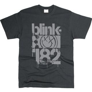 Blink 182 02 - Футболка мужская