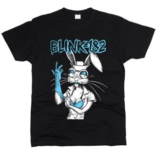 Blink 182 04 - Футболка мужская