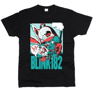 Blink 182 05 - Футболка мужская