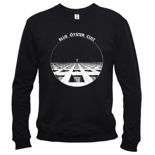 Blue Oyster Cult 01 - Свитшот мужской