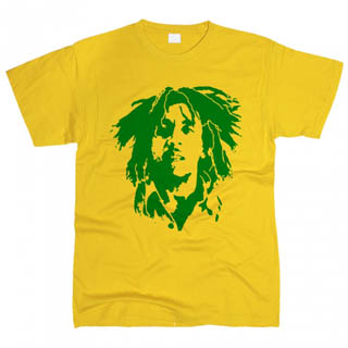 Bob Marley 05 - Футболка мужская
