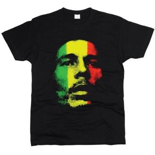 Bob Marley 06 - Футболка мужская