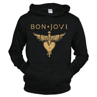 Bon Jovi 01 - Толстовка мужская
