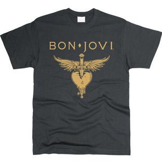 Bon Jovi 01 - Футболка мужская