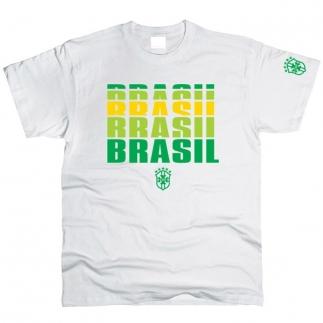Brasil 01 - Футболка мужская