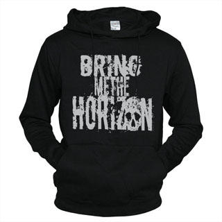 Bring Me The Horizon 01 - Толстовка мужская