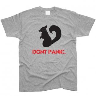 Don't Panic - футболка мужская