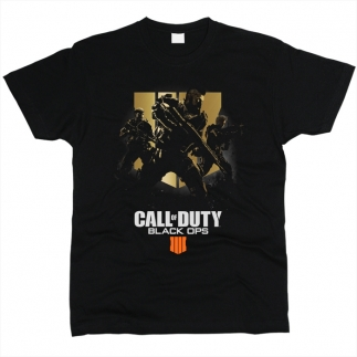 Call Of Duty 03 - Футболка мужская