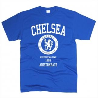 Chelsea 02 - Футболка мужская