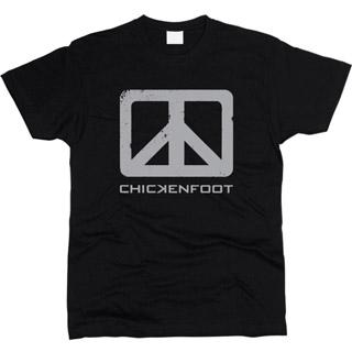 Chickenfoot 01 - Футболка мужская