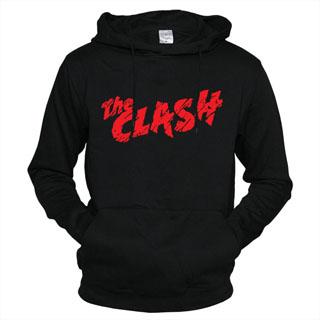 The Clash 02 - Толстовка мужская