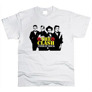 The Clash 03 - Футболка мужская
