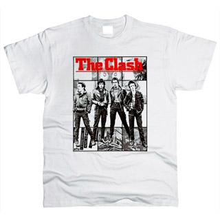 The Clash 04 - Футболка мужская