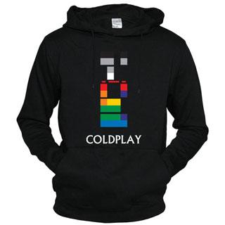 Coldplay 02 - Толстовка мужская