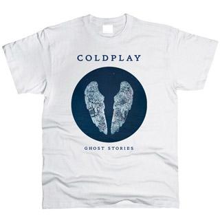 Coldplay 03 - Футболка мужская