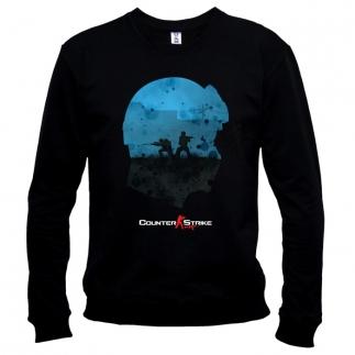 Counter Strike 03 - Свитшот мужской
